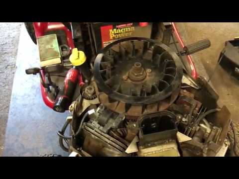How To Replace A Ignition Coil In A Briggs And Stratton Engine