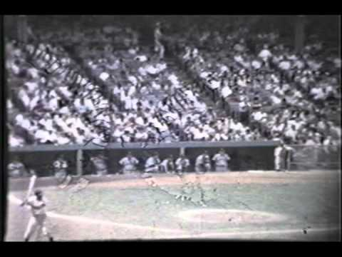 Henley Home Videos: 1966 June 25, Yankee Stadium