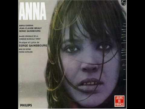 Anna Karina - Rollergirl