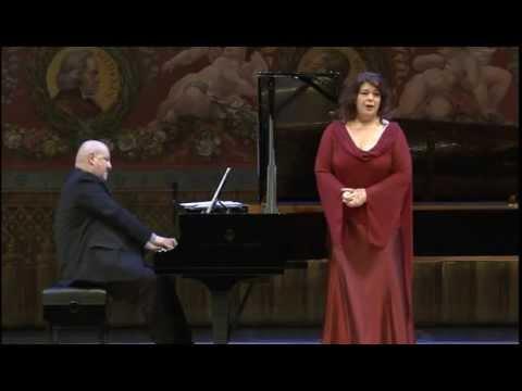 Christa Mayer sings Alban Berg Op. 2, Eytan Pessen, Piano