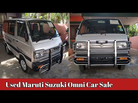 Second hand Maruti Suzuki Omni Car Sale 2019 Model