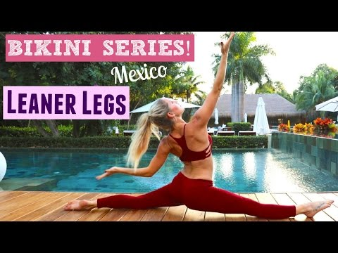 How to Get Sexy Bikini Legs | Rebecca Louise