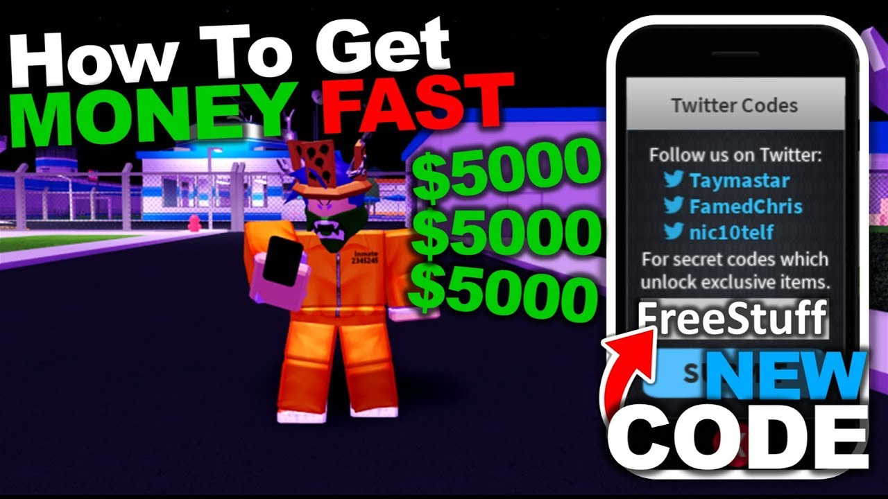 How To Earn Money Fast In Mad City New Code Youtube