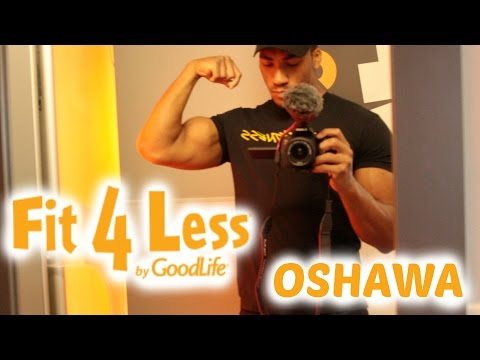 Fit For Less Oshawa First Look Tour
