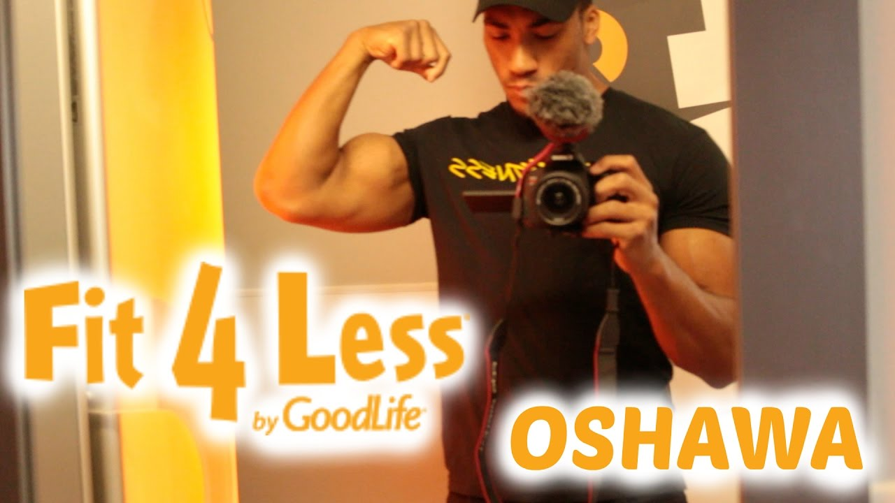 Fit For Less >> Fit For Less Oshawa First Look Tour