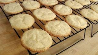 How To Make Vanilla Sugar Cookies   Recipe By Laura Vitale   Laura In The Kitchen Ep 104