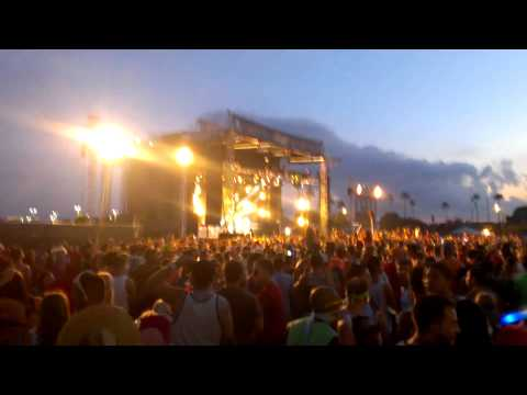 Sunset Music Festival 2013