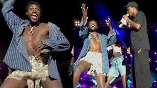 Wally Seck en Gambie,Niankou et Mandoumbé Todj nagn concert bi...