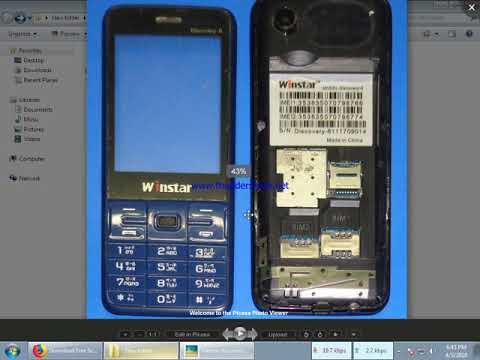 Winstar Discovery-6 Spd6531e Flash File 100% Tested (Rayhan Multimedia Center - For Atharabari)