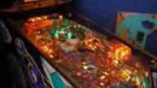 World Cup Soccer 94 Pinball Machine Multiball WCS