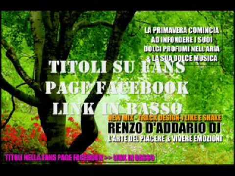 Novita RDJ - Mix Maggio 2013 Musica House Commerciale Dance best Remix Renzo Daddario DJ