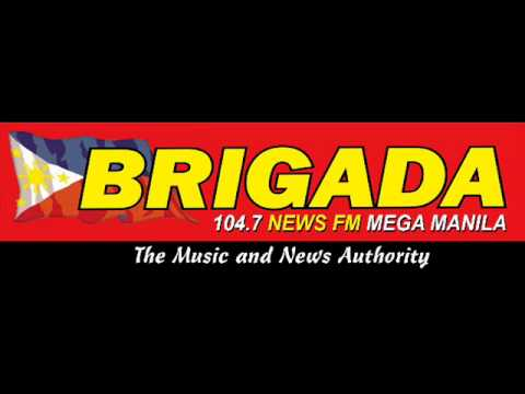 104.7 Brigada News FM National Station ID