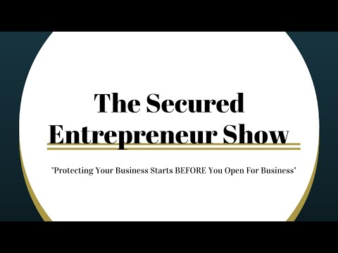 Ep. 11 Creating A Holding Company