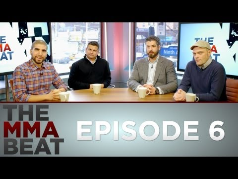 The MMA Beat - Episode 6