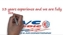 Heating  & AC Repair Greenville - Call (864) 973-9554