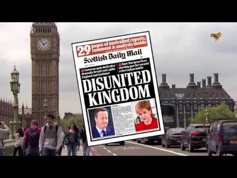 Brexit: Ett Storbritannien i kris