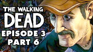 The Walking Dead Game - Episode 3, Part 6 - Stop the Train! (Gameplay Walkthrough)