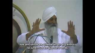 Clase de Yogi Bhajan -Zona Libre de Estrés I -1/ 11/ 89 Subtítulos en Español