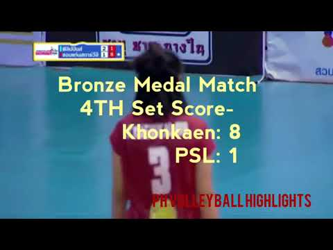 PSL ALL STARS come-from-behind Highlights against Khonkaen Stars Thailand in Sealect Tuna Cup 2017