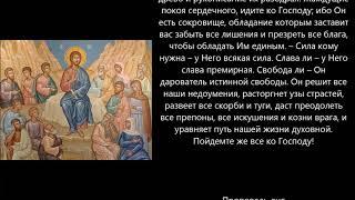 Евангелие дня 13 Мая 2020г