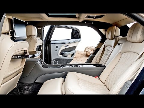 2017 Bentley Mulsanne Extended Wheelbase - Interior and Exterior Design