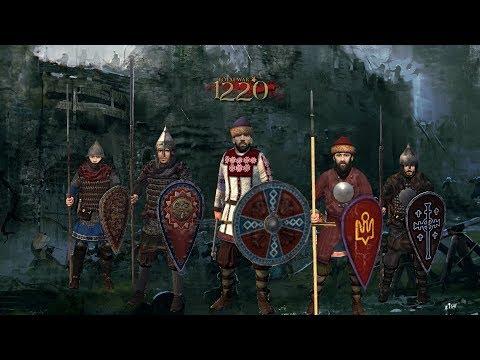 The Principality of Kiev units
