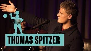 Thomas Spitzer – Weisst Du eigentlich, wie glücklich Du bist?