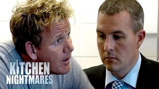 Ungrateful Manager Upset Over Brand New Equipment | Kitchen Nightmares
