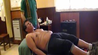 Repeat youtube video Taxista que no puede trabajar ni dormir por extrusión L4-L5.