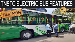 Exclusive TamilNadu TNSTC Electric Buses Full Detailed View