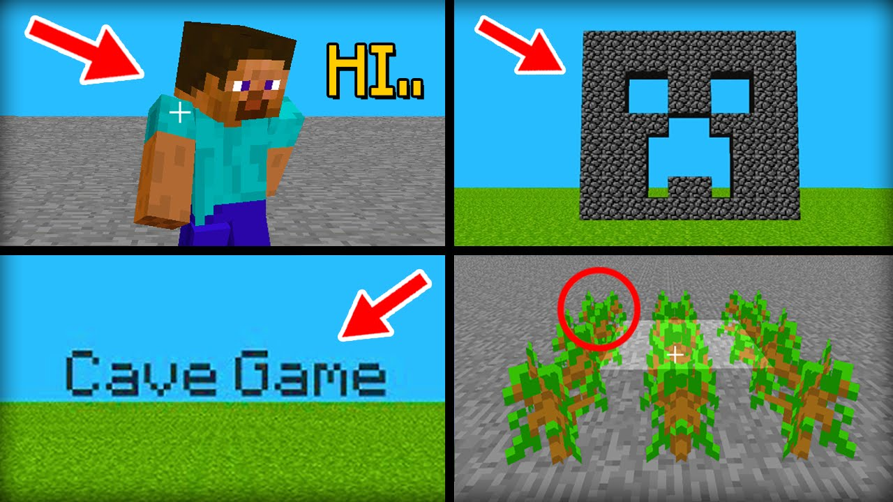 ✓ Minecraft: 10 Things You Didn t Know About Pre classic YouTube