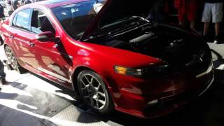 Acura TL-type S  w/cold air intake 255whp & 215tq
