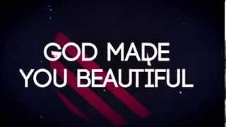 Beyoncé- God Made You Beautiful (Lyric Video)