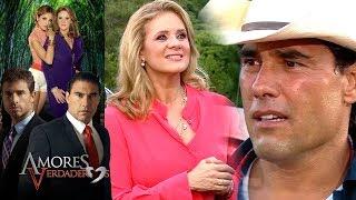 Amores Verdaderos - Capítulo 02: Victoria quiere a José Ángel como su escolta personal- Tlnovelas