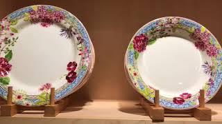 Магазины красивой посуды, цветов, сувениров