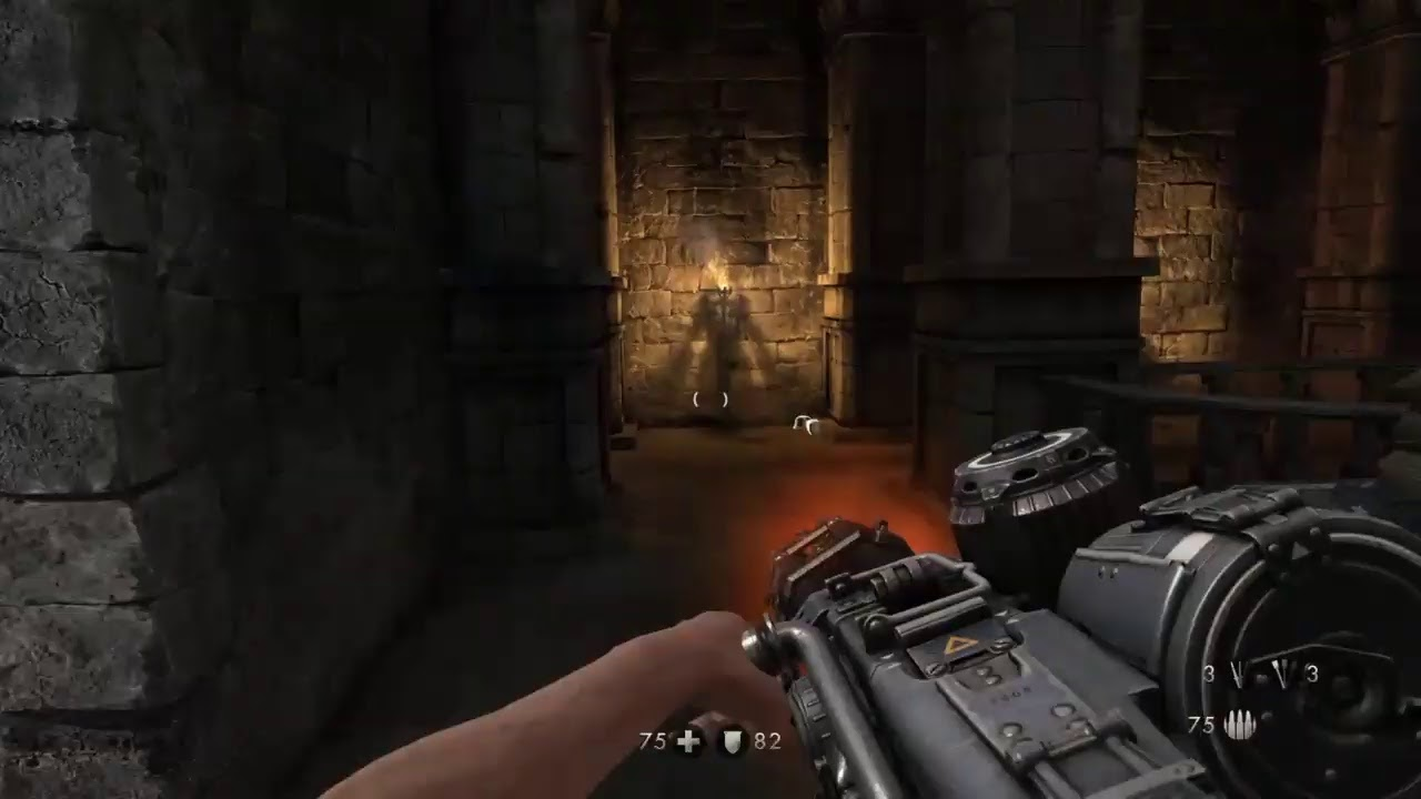 Wolfenstein The Old Blood Chuuch333 Live Online