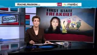 Rachel Maddow- Delaware Republican Party- vestigial organ