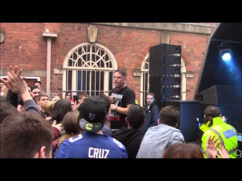 PPD - A Loss For Words Live Slam Dunk 2015 Wolverhampton