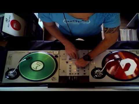 DJ Nosle live vinyl set #002.