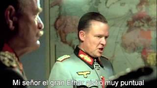 Hitler se entera que nadie fue a la Loli-posada