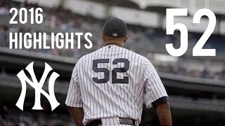CC Sabathia | 2016 Highlights