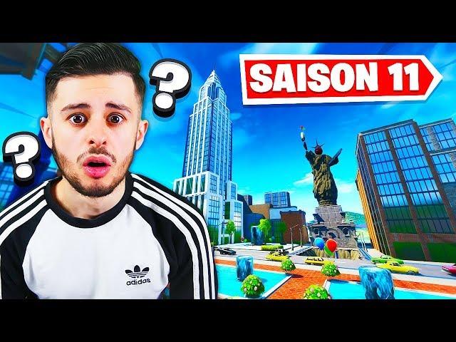 """Les Villes de la """"SAISON 11"""" ont fuité ?"""