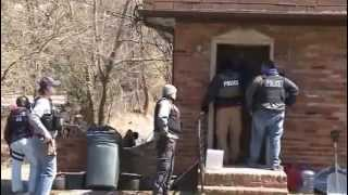 ICE and HSI Project Southbound Gang Round Up in Baltimore, Maryland
