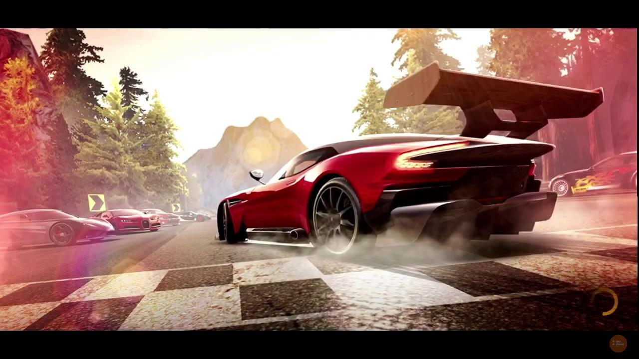Need For Speed No Limits Speedbreakers Winning Aston Martin Vulcan Youtube
