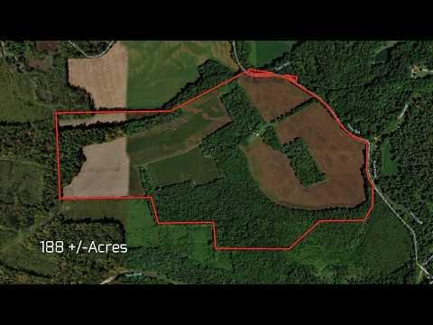 Mossy Oak Properties - 188 Acres - 13251 Anthony Rd- Farmersville, Ohio