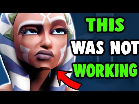 How Filoni FIXED Ahsoka in 4 Episodes | Star Wars Explained