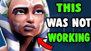 How Filoni FIXED Ahsoka in 4 Episodes | Star Wars Explained