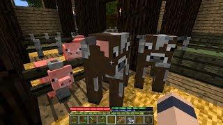Minecraft TerraFirmaCraft #12: Deadly BBQ Sirloin