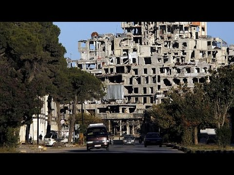 Implementation of ceasefire in Homs in Syria, with evacuation of city's last rebel-held area