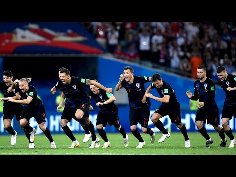 World Cup 2018 ● Croatia The Journey ● Extended Highlights & All Goals ● Wavin' Flag